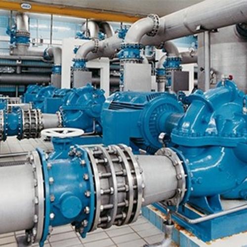 Kompressoren und Pumpen