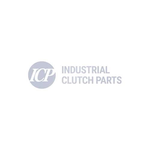 ICP Bremsbelag ersetzt Pintsch Bubenzer SB 14.2 RBW 0560-850 Molded Organic Bremsbelag